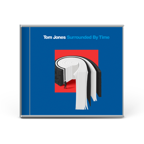 Tom Jones: Surrounded By Time Signed CD