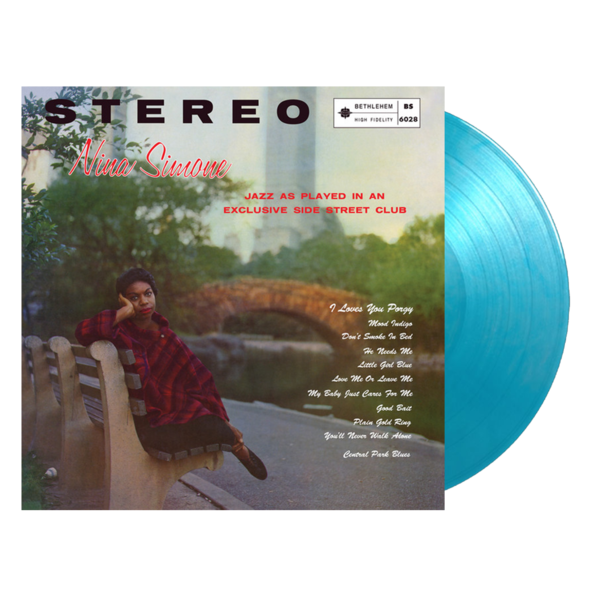 Nina Simone: Little Girl Blue: Limited Edition Clear Blue Vinyl