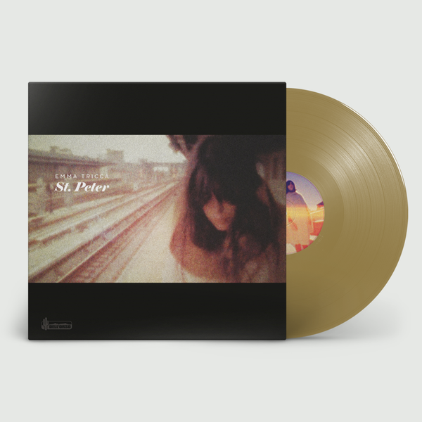 Emma Tricca: St. Peter: Limited Edition Gold Vinyl + Limited Edition Postcard