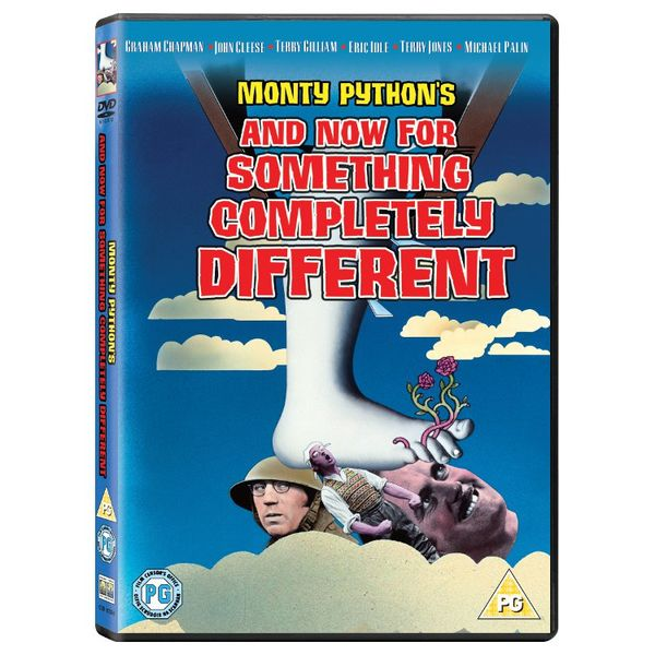 Monty Python: Monty Python's And Now For Something Completely Different