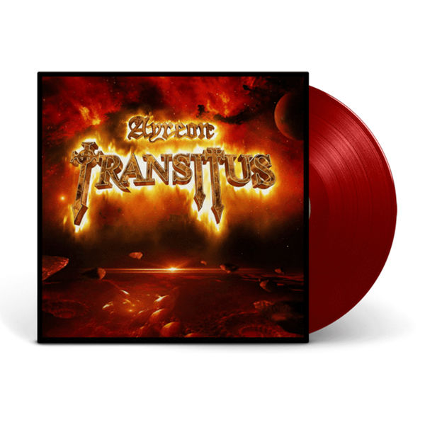 Ayreon: Transitus: Limited Edition Red Vinyl