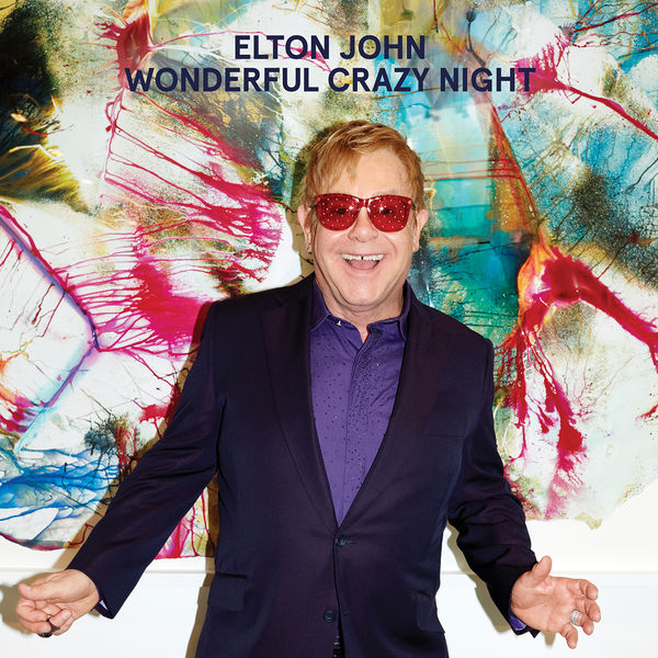 Elton John: Wonderful Crazy Night Album Standard CD