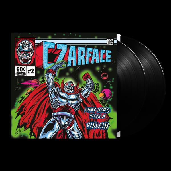 Czarface: Every Hero Needs A Villain: 2LP + Book