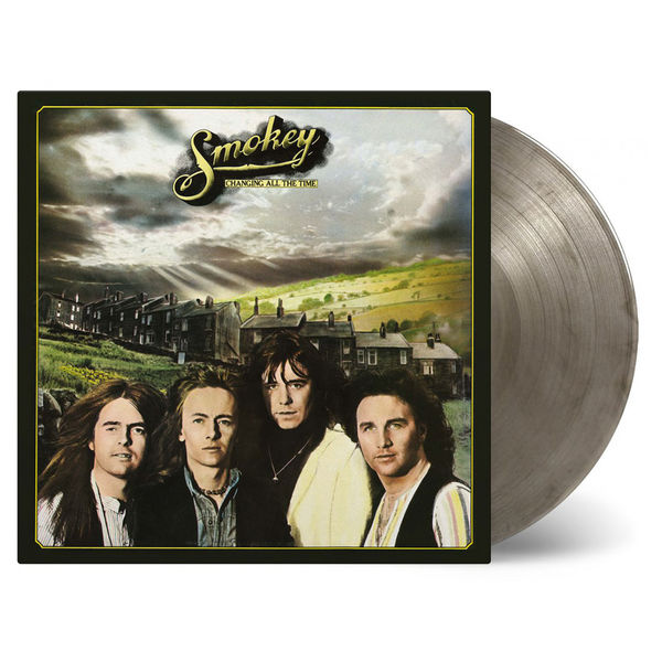Smokie: Changing All The Time Expanded Limited Edition Smoke Coloured Vinyl