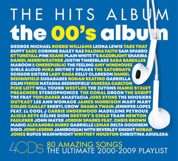 Various Artists: THE HITS ALBUM - THE 00'S ALBUM