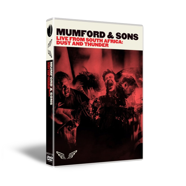 Mumford & Sons : Live From South Africa: Dust And Thunder (DVD)