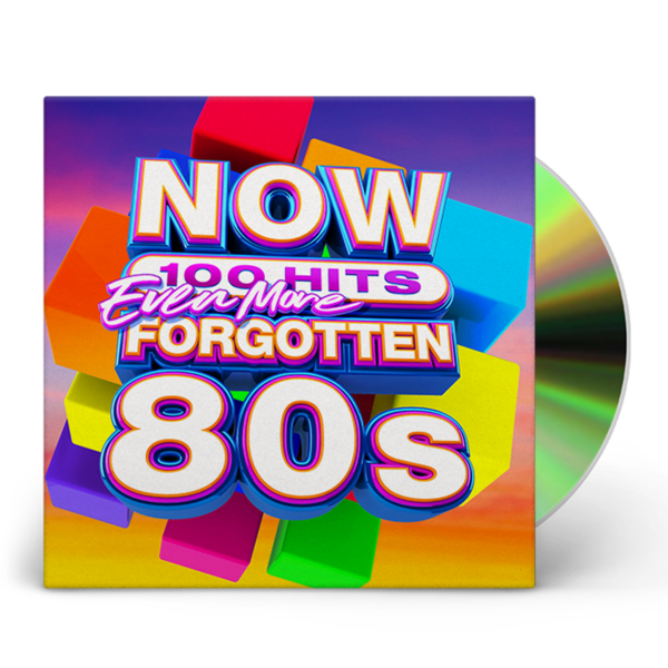 Various Artists: NOW 100 Hits Even More Forgotten 80s