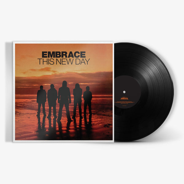 Embrace: This New Day: 180gm Black Vinyl