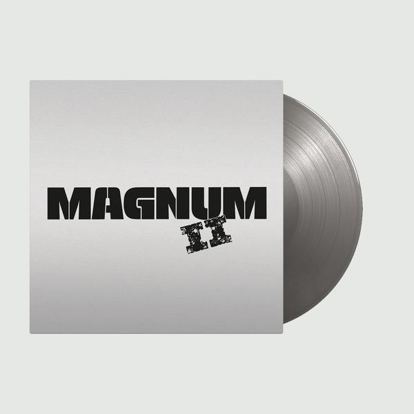 Magnum: Magnum II: Limited Edition Silver Vinyl LP