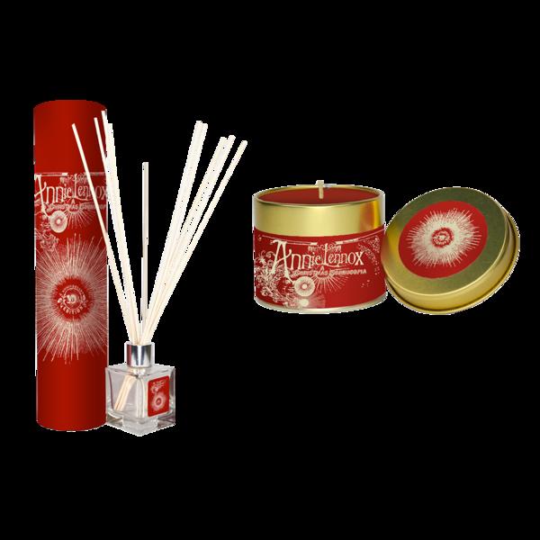 Annie Lennox: A Christmas Cornucopia (10th Anniversary) : Diffuser + Candle