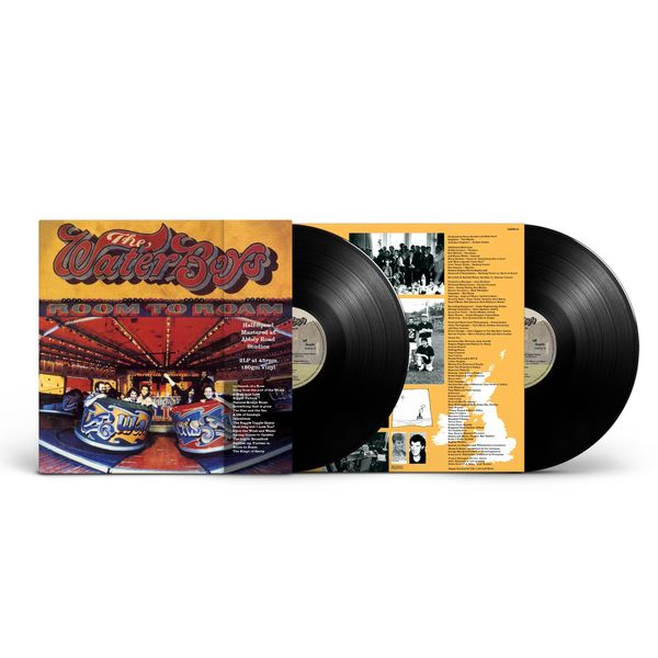 The Waterboys: Room To Roam: Limited Edition Half Speed Master