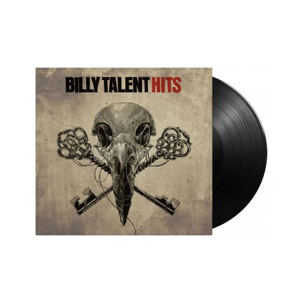 Billy Talent: Hits: Limited Edition Black Vinyl + Art Print