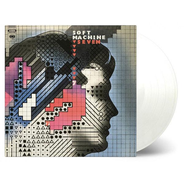 The Soft Machine: Seven: Transparent Numbered Vinyl