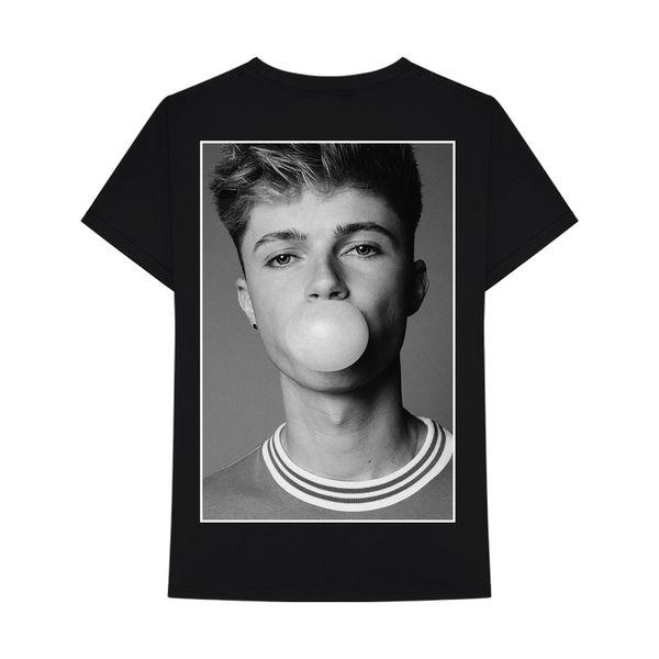 HRVY: Blowing Bubbles T-shirt