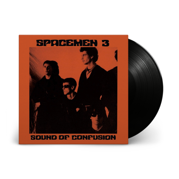 Spacemen 3: Sound Of Confusion: Black Vinyl LP