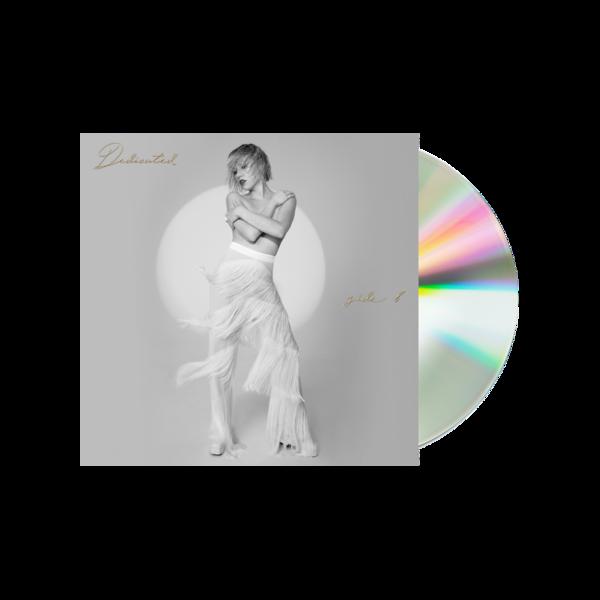 Carly Rae Jepsen.: Dedicated Side B CD