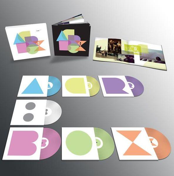 A Certain Ratio: ACR:BOX Signed Coloured Vinyl Boxset
