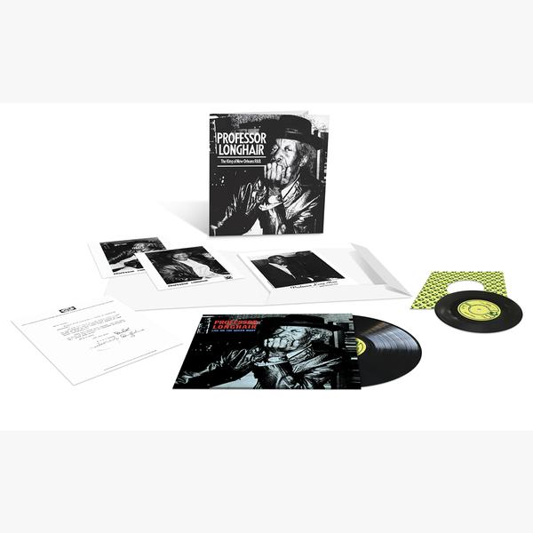 Professor Longhair: Professor Longhair: Live On The Queen Mary - Deluxe LP