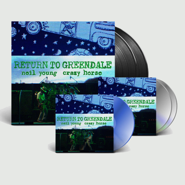 Neil Young & Crazy Horse: Return to Greendale: Limited Edition Numbered Box Set