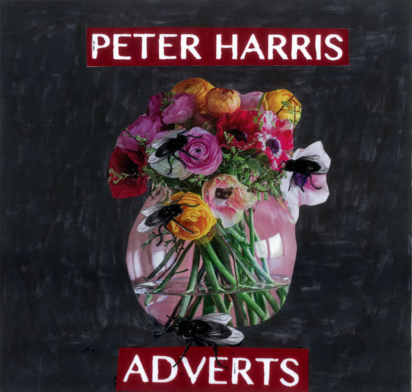 Peter Harris: Adverts! + Original One Off Artwork Sleeve