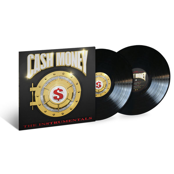 Various Artists: Cash Money Instrumentals