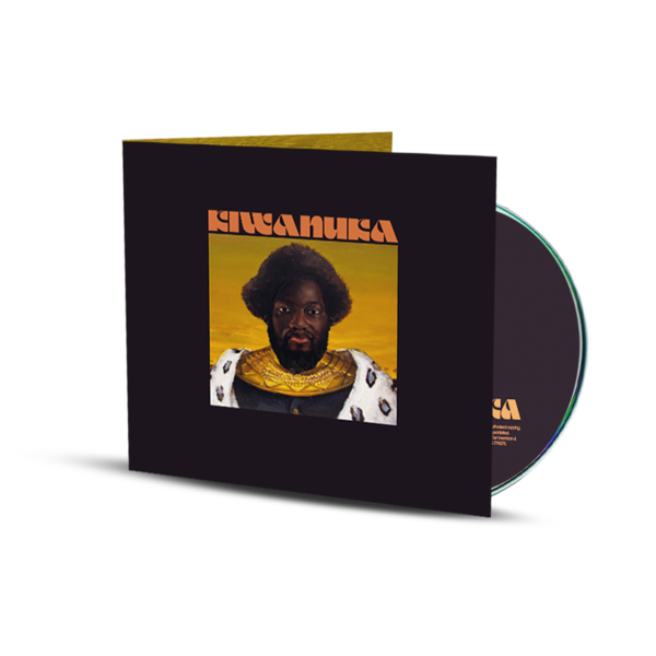 Michael Kiwanuka: Kiwanuka Digipak CD