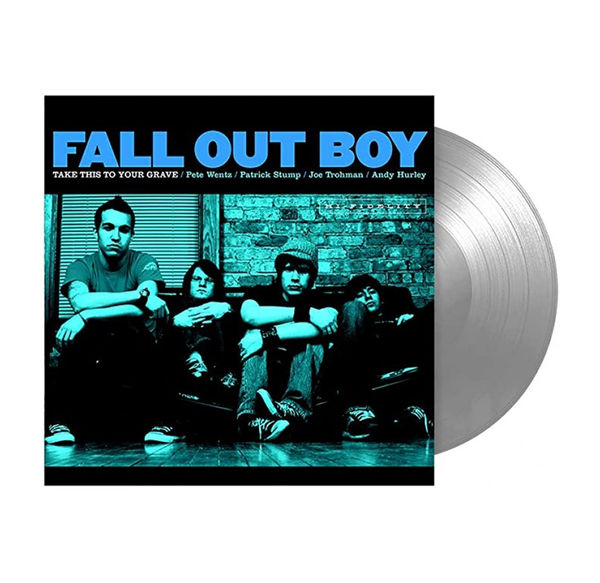 Fall Out Boy: Take This to Your Grave: Limited Edition Silver Vinyl