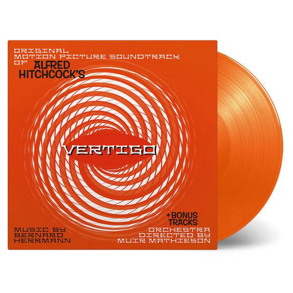 Bernard Hermann: Vertigo Original Soundtrack: Orange Vinyl