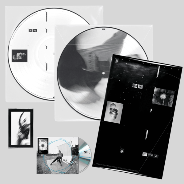 Ben Howard: COLLECTIONS FROM THE WHITEOUT: PICTURE DISC VINYL, CD, CASSETTE + A1 SCREENPRINT