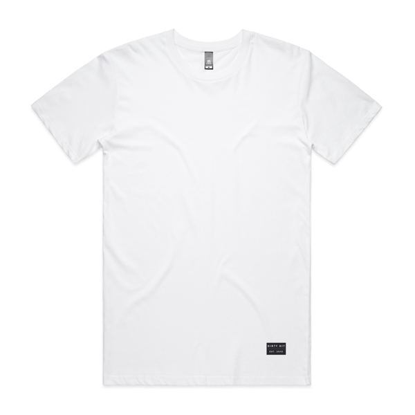 Dirty Hit: Ltd. Edition Patch Tee (White)