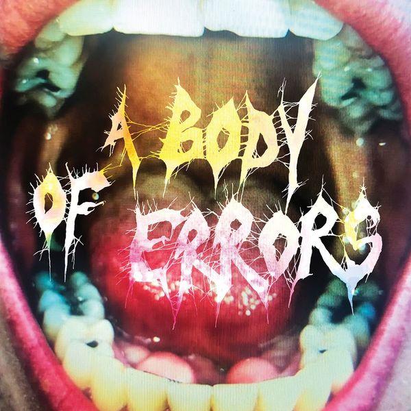 Luis Vasquez: A Body of Errors: Black Vinyl