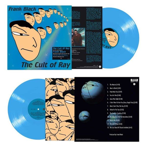 Frank Black: The Cult of Ray: Limited Edition Blue Vinyl