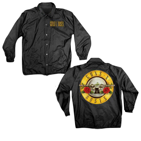 Guns N' Roses: Bullet Coaches Jacket