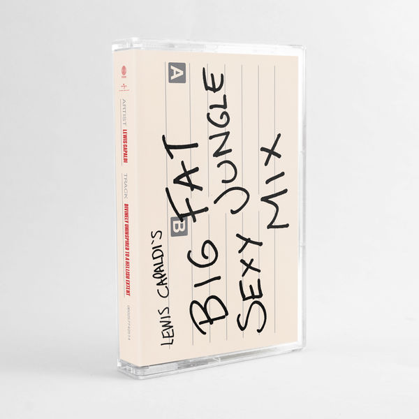 Lewis Capaldi: Big Fat Sexy Jungle Mix Limited Edition Cassette