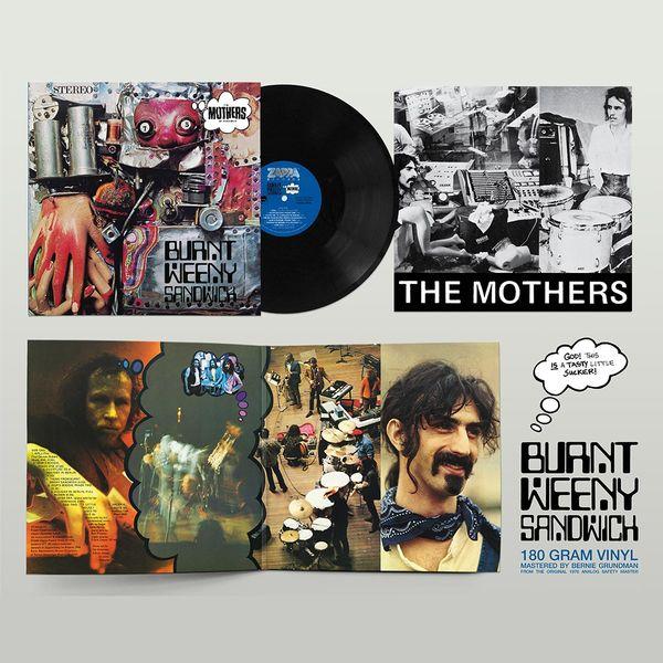 Frank Zappa: Burnt Weeny Sandwich