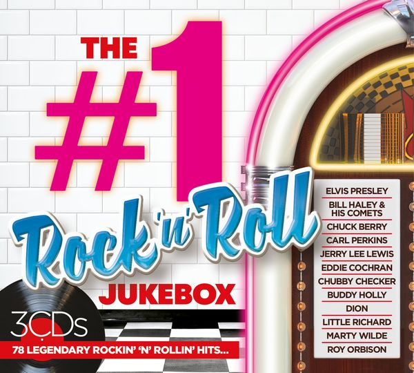 Various Artists: THE #1 ALBUM: ROCK'N'ROLL JUKEBOX