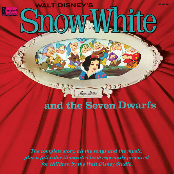 Robie Lester: Magic Mirror: Snow White and the Seven Dwarfs
