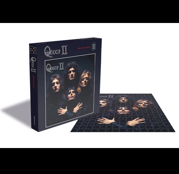Queen: Queen II (1000 Piece Jigsaw Puzzle)