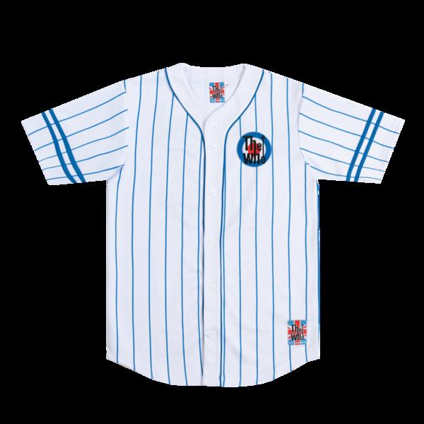 The Who: Moving On Baseball Shirt