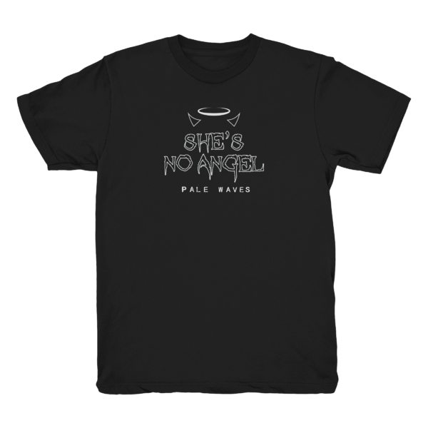 Pale Waves: She's No Angel Tee
