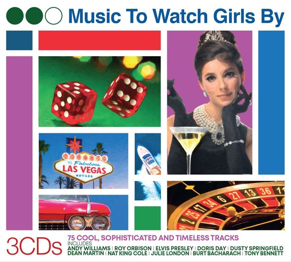 Various Artists: MUSIC TO WATCH GIRLS BY