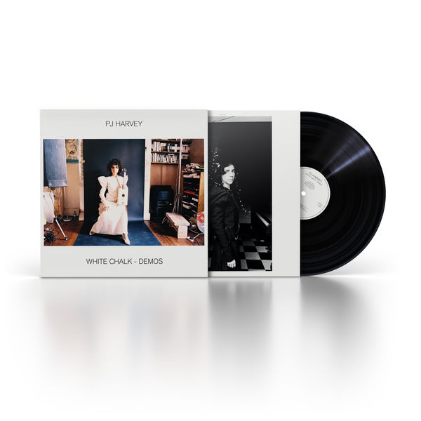 PJ Harvey: White Chalk - Demos: LP