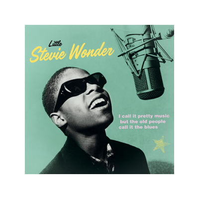 Little Stevie Wonder: I Call It Pretty Music, But The Old People Call It The Blues