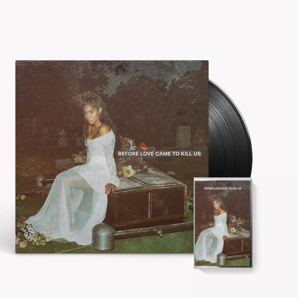 Jessie Reyez: Before Love Came To Kill Us Double Vinyl & Cassette Bundle