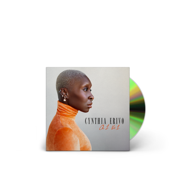 Cynthia Erivo: CH. 1 VS. 1 CD