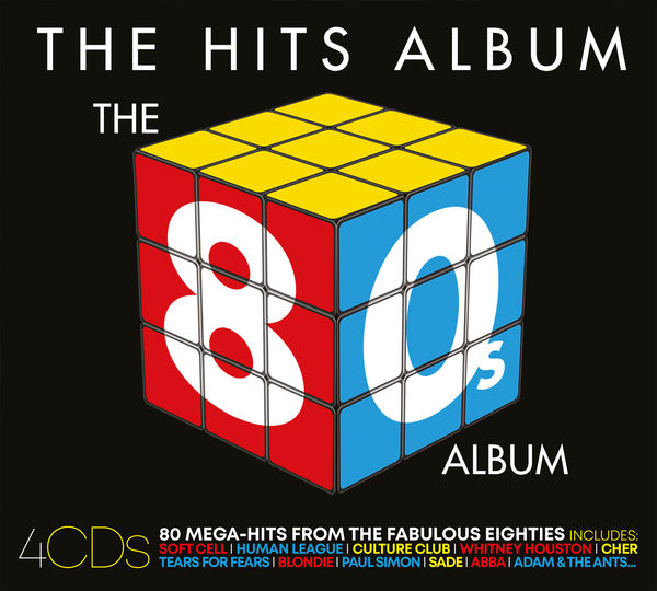 Various Artists: THE HITS ALBUM - THE 80'S ALBUM