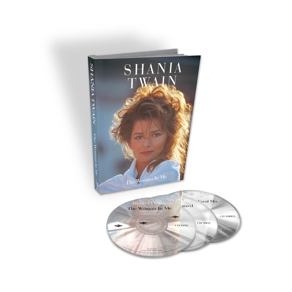 Shania Twain: The Woman In Me Diamond Edition