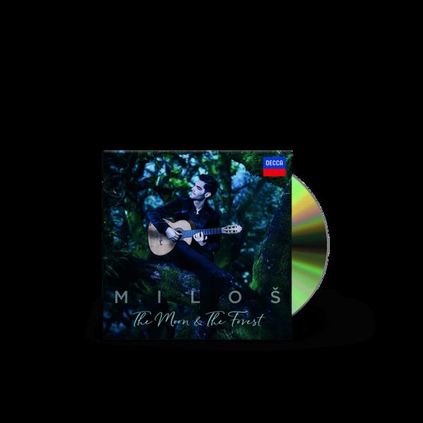 Miloš: THE MOON & THE FOREST CD