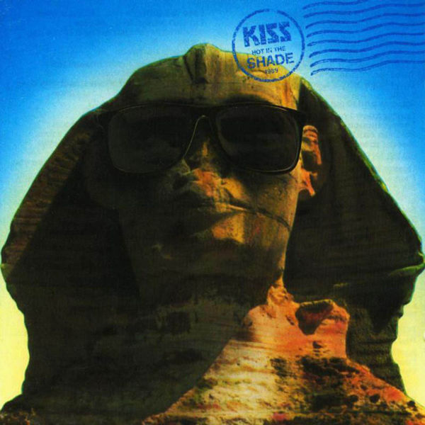Kiss: Hot In The Shade