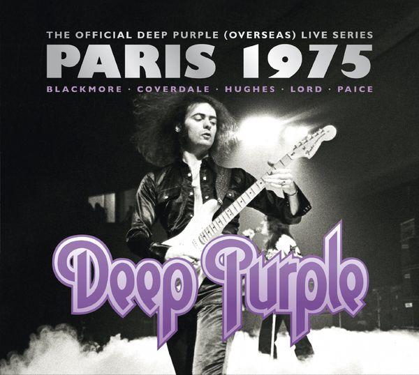 Deep Purple: Paris 1975
